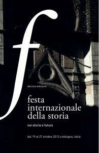 logo Festa Internazionale della Storia