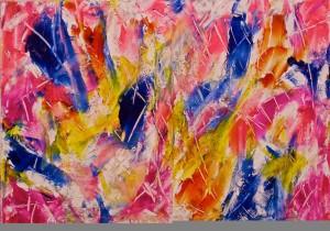 Il carosello della vita-2012 - cm. 50x70