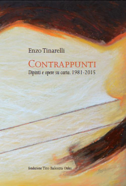 Copertina con opera Tinarelli